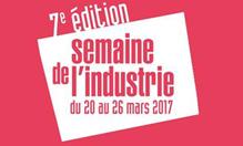 Semaine de l'industrie 2017